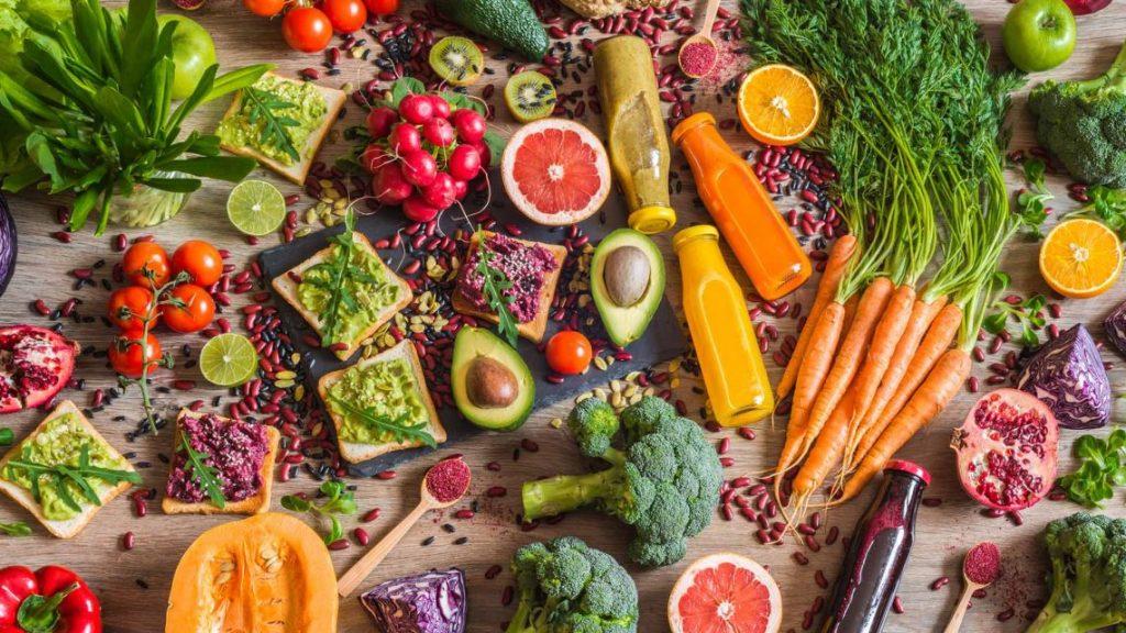 Makanan Bergizi, sumber : Primasari Catering