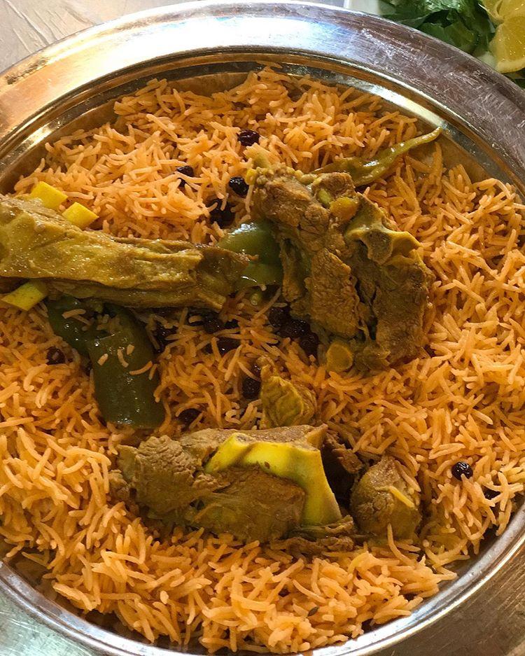 Menu Masakan Kambing, sumber ig : lakhbirsinghchahal